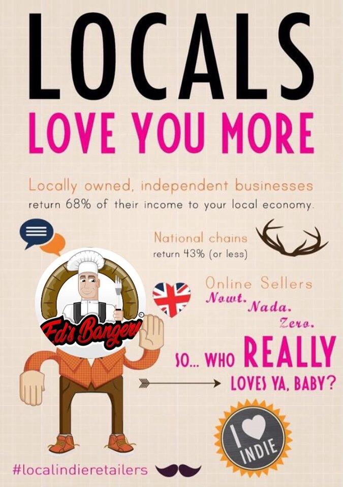 Locals Love You More!